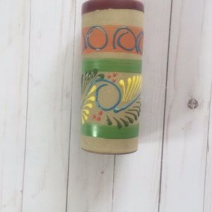 Other - Mexican Talavera Inspired Vase.